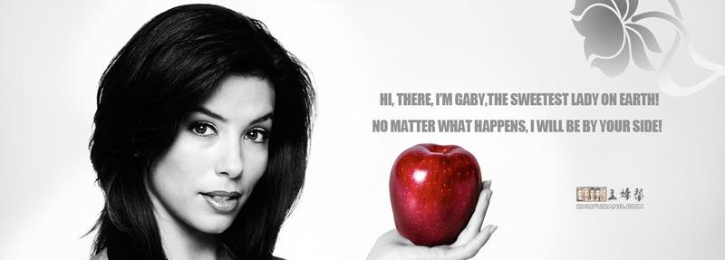 绝望主妇主要演员Gaby的性格分析