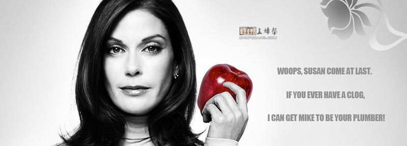 绝望主妇主要演员Susan的性格分析